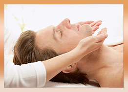 Massage lymphatique du visage